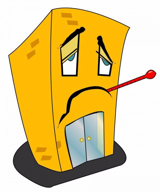 Síndrome do Edifício Doente
