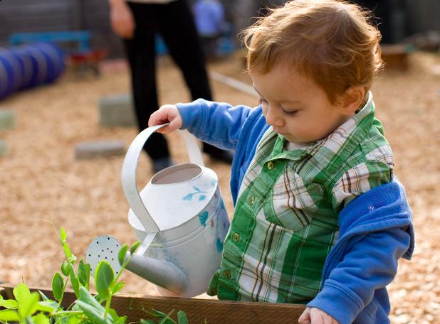 Ar limpo permite que as crianças desenvolvam pulmões maiores e mais fortes